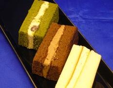 京都 アランシア 生チョコサンド石畳の画像