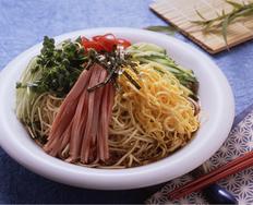 冷やし中華セット(5食)の画像