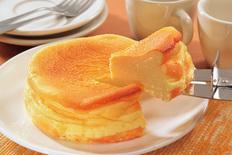 黄金たまごのチーズケーキ 4号×2個セットの画像