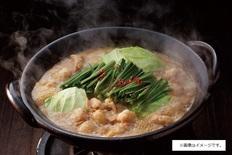 蟻月白のもつ鍋の画像
