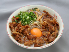 徳島中華そば「奥屋」(大)2個セット  (8食)の画像
