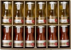 【宮城県】デリシャスファーム デリシャストマトジュース紅白12本セットの画像