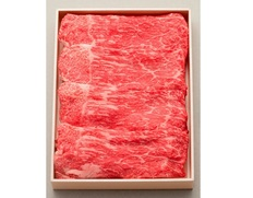 松阪牛ももしゃぶしゃぶ用400gの画像