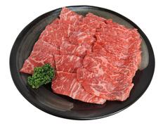 鹿児島県産薩州牛赤身モモ焼肉用 400g(SGMY-50)の画像