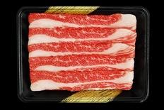 神戸牛バラすき焼き用300gの画像