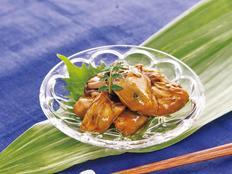 広島産かきの佃煮の画像