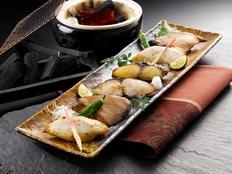 焼津 漬魚三彩の画像