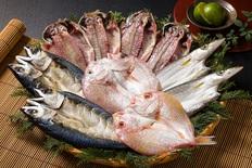 九州産 海鮮ひもの詰合せの画像