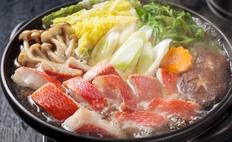 金目鯛鍋の画像