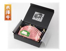 米沢牛サーロインステーキ200g×3の画像