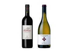 イタリアワイン赤白セットの画像