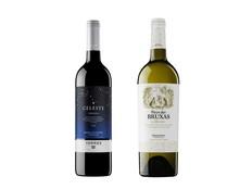 スペインワイン赤白セットの画像