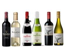 エノテカ売れ筋赤白ハーフワインセットの画像
