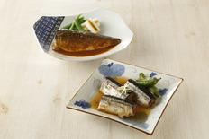 なすび亭 吉岡英尋監修 便利な常温煮魚2種の画像